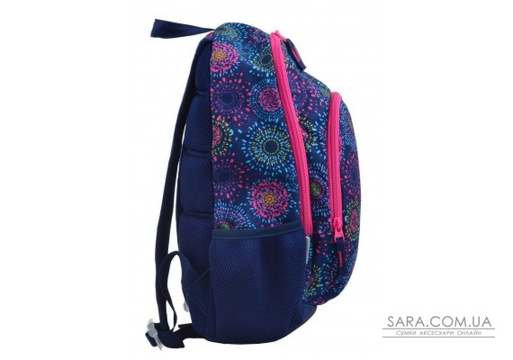 Шкільний рюкзак Smart 29х39х16 см 17 л для дівчаток SG-22 Montal (555403)