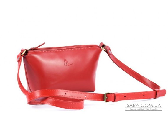 Cумка шкіряна Gracia Red Modena 898099 Babak