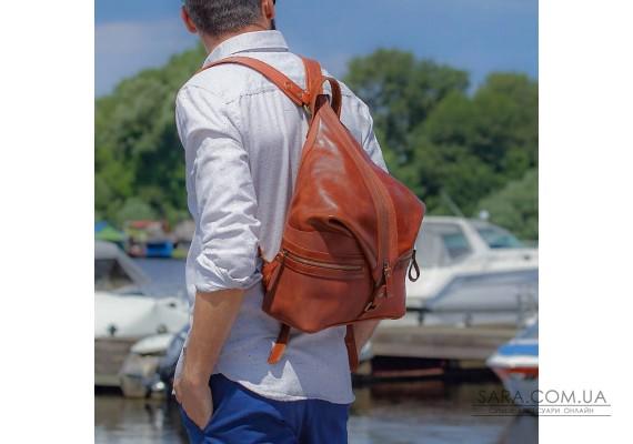 Рюкзак кожаный Denver BrCo 910065/88 Babak