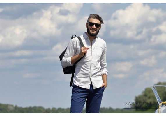 Рюкзак кожаный Denver BlBo 910076/86 Babak