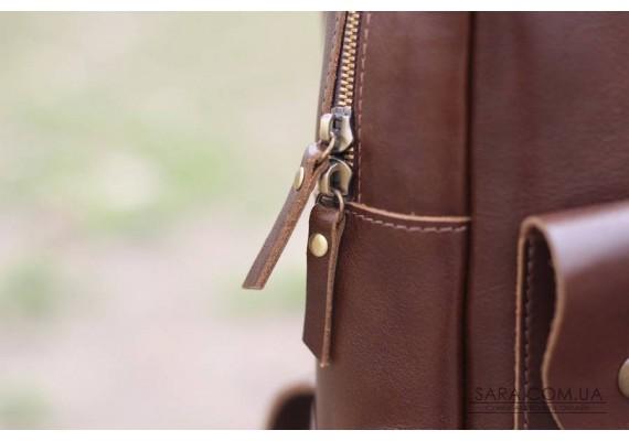 Шкіряний рюкзак Terra Nut 873083 Babak