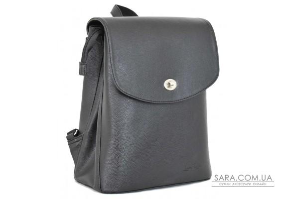 647 рюкзак чорний Lucherino