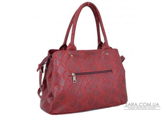 627 сумка пітон марсала Lucherino