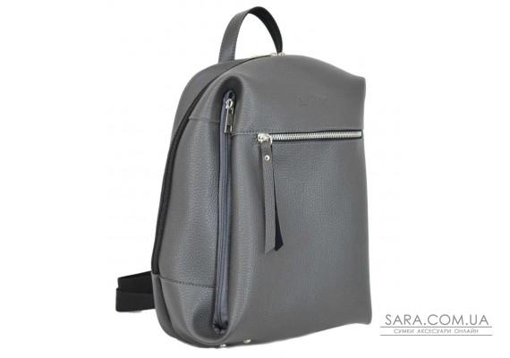 659 рюкзак сірий Lucherino