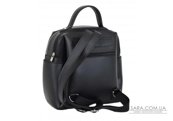 660 рюкзак черный г Lucherino
