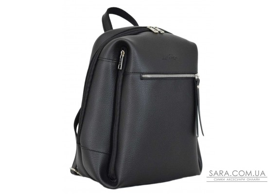 659 рюкзак чорний Lucherino