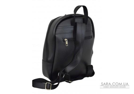 658 рюкзак черный Lucherino