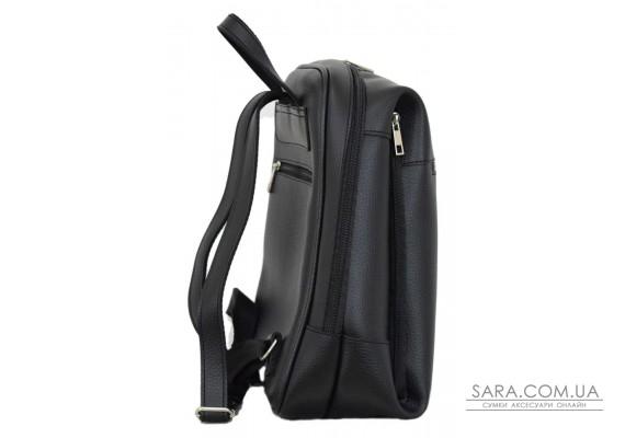 659 рюкзак черный Lucherino