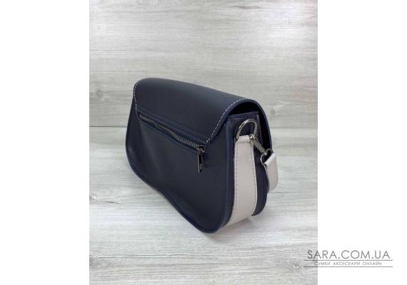 Жіноча сумка «Miranda» темно синя WeLassie