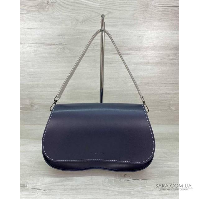 Жіноча сумка «Miranda» темно синя WeLassie дешево