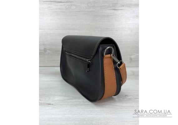 Жіноча сумка «Miranda» чорна WeLassie