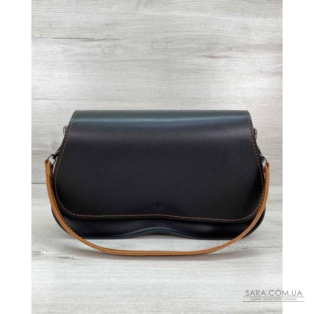 Жіноча сумка «Miranda» чорна WeLassie дешево