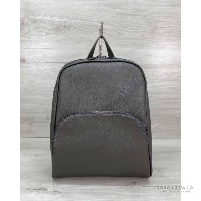 Жіночий рюкзак «Дін» сірий WeLassie дешево