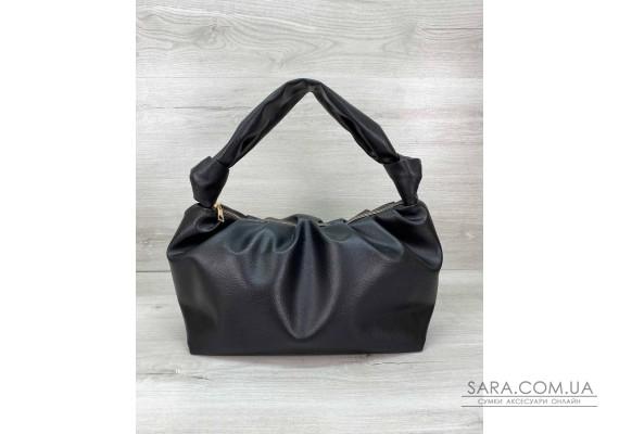 Женская сумка «Самира» черная WeLassie