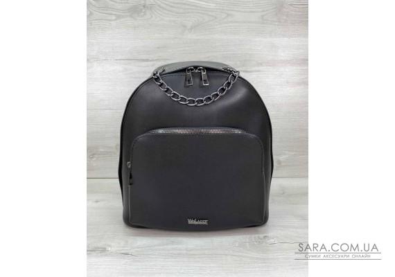 Женский рюкзак «Андрес» черный WeLassie