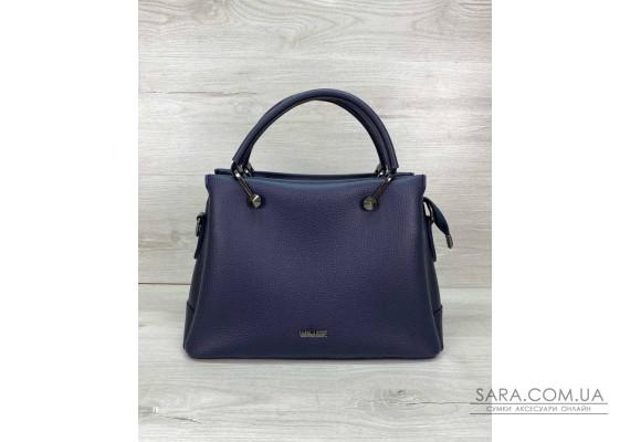 Женская сумка «Грана» синяя WeLassie