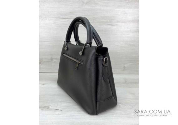Женская сумка «Грана» черная WeLassie