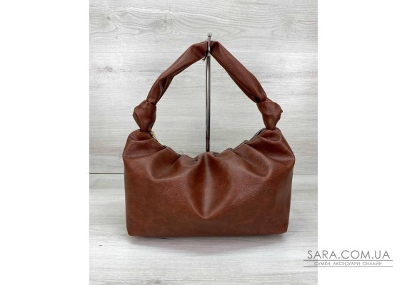 Женская сумка «Самира» рыжая WeLassie