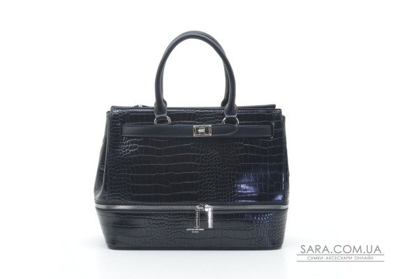 Жіноча сумка David Jones 6421-2T black