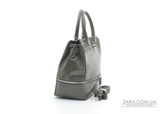 Жіноча сумка David Jones 6421-2T vert