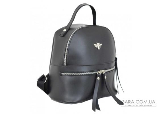 653 рюкзак черный г Lucherino