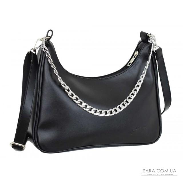 Купити 663 сумка чорна г Lucherino дешево. Україна