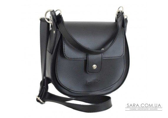 662 сумка чорна Lucherino