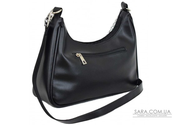 663 сумка чорна г Lucherino