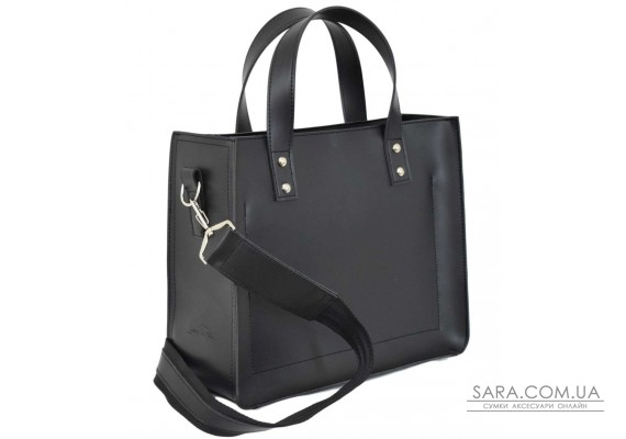 630 сумка черная г Lucherino