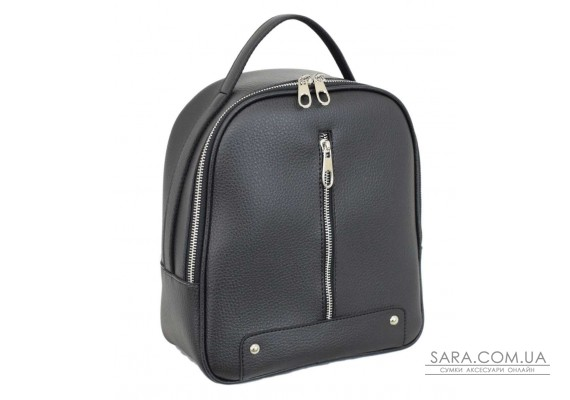 643 рюкзак черный Lucherino