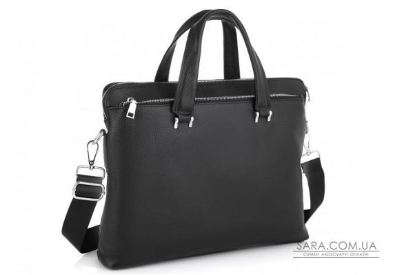 Мужская классическая кожаная сумка для ноутбука Tiding Bag NM23-2307A
