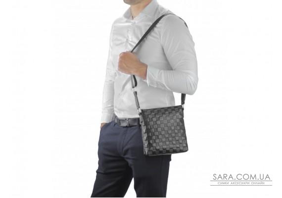 Чоловіча сумка через плече шкіряна Tiding Bag M38-9117-2A