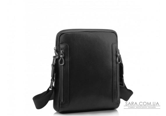 Чоловіча шкіряна сумка через плече Tiding Bag SM8-1007A