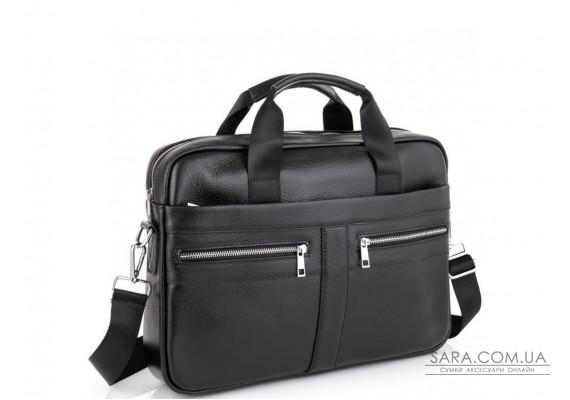 Шкіряна сумка для ноутбука чоловіча Tiding Bag A25-1120A