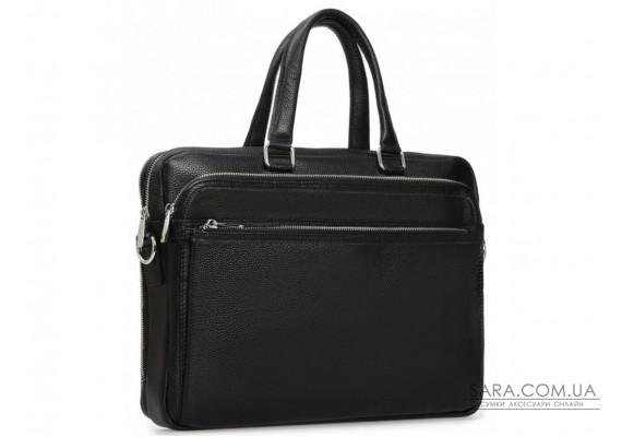 Мужская кожаная сумка для ноутбука Royal Bag RB-010A-1