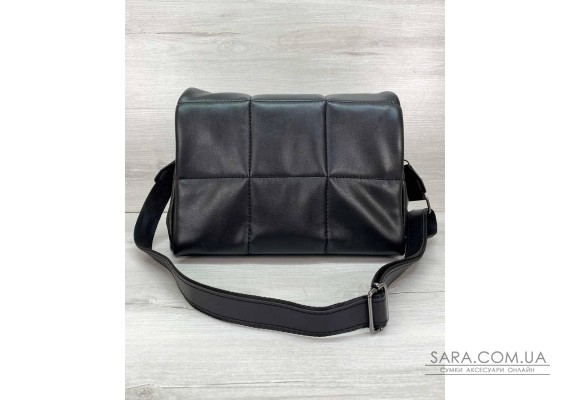 Женская сумка «Камила» черная WeLassie