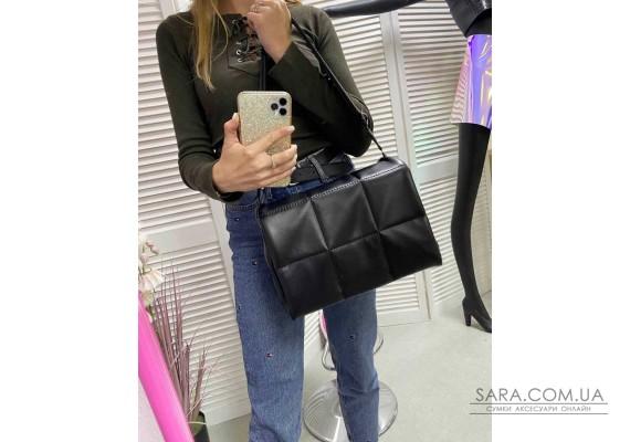 Жіноча сумка «Каміла» чорна WeLassie