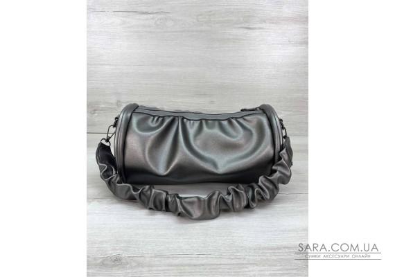 Женская сумка «Lola» металлик WeLassie