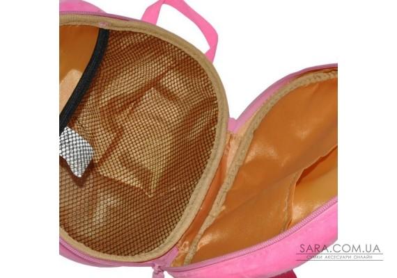 Рюкзак дошкільний SUPERCUTE у вигляді свинки рожевий