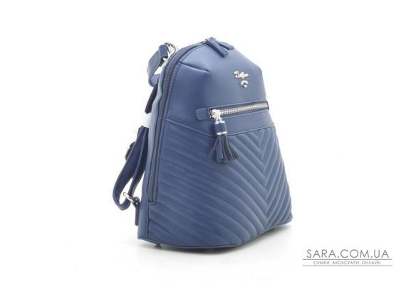 Рюкзак David Jones CM5423T d. blue