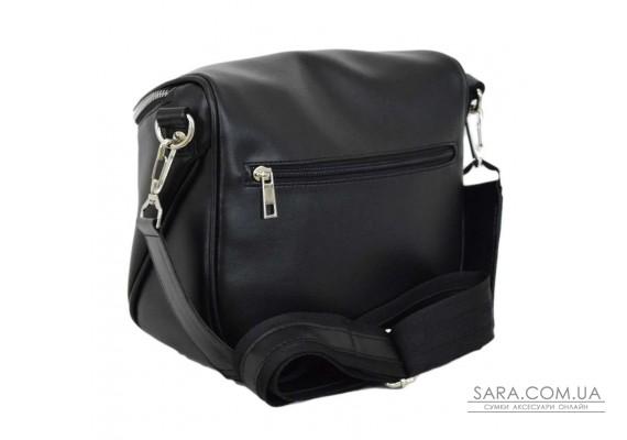 603 сумка чорна г Lucherino