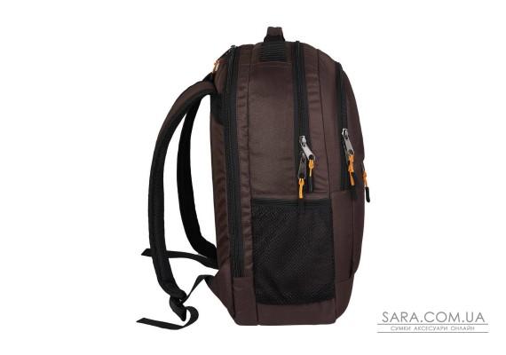 Рюкзак міський Pride коричневий Surikat