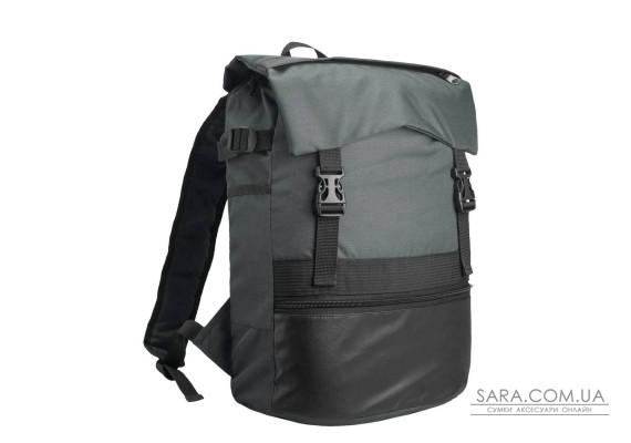 Рюкзак міський Persona сірий Surikat