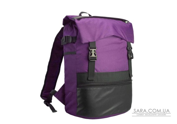 Рюкзак міський Persona бузковий Surikat