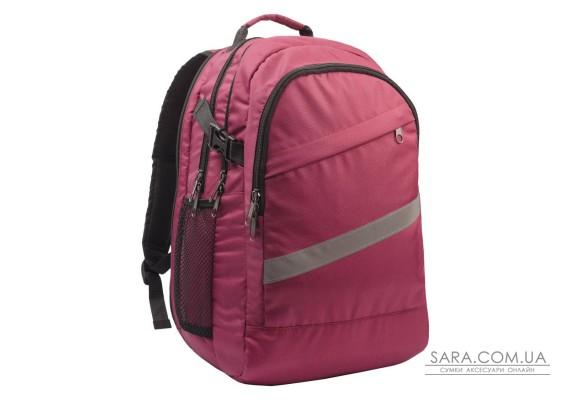 Рюкзак шкільний College бордо Surikat