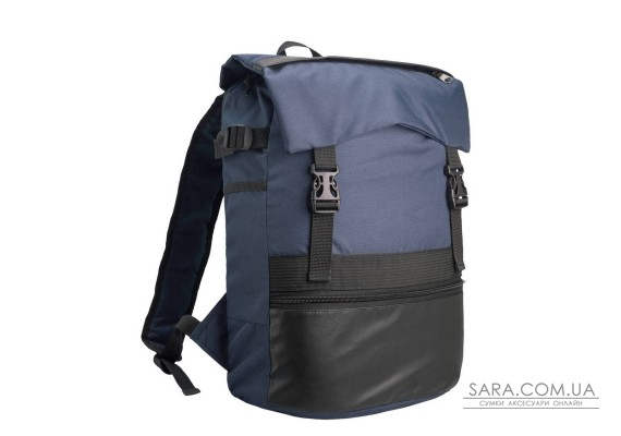 Рюкзак міський Persona темно синій Surikat