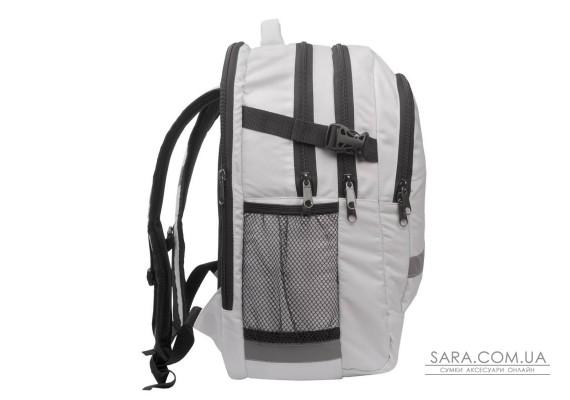 Рюкзак шкільний College білий Surikat