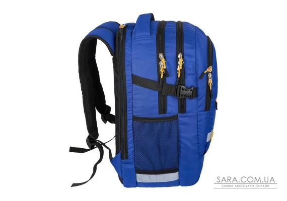 Рюкзак шкільний College яскраво-синій Surikat