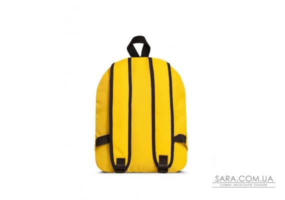 Рюкзак дитячий Light жовтий Surikat