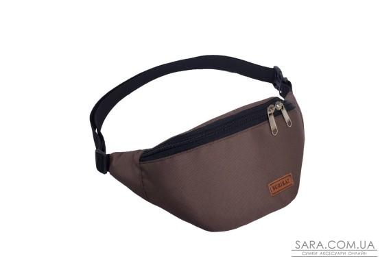 Поясна сумка Surikat Tempo коричневий Surikat
